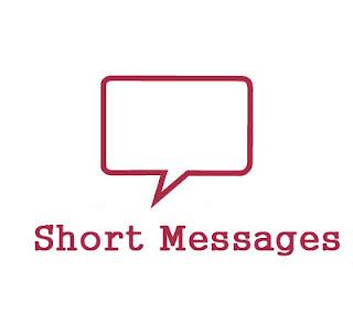 Contoh Short Messages (Pesan Pendek)