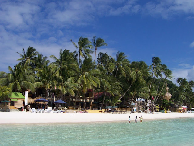 Boracay Beach - The Philippines