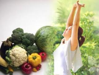 Pola Hidup Sehat bagi Peserta Diet