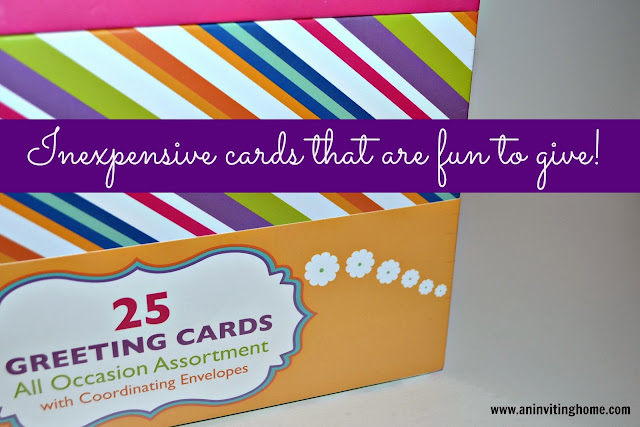 25 Greeting Cards For All Occasions