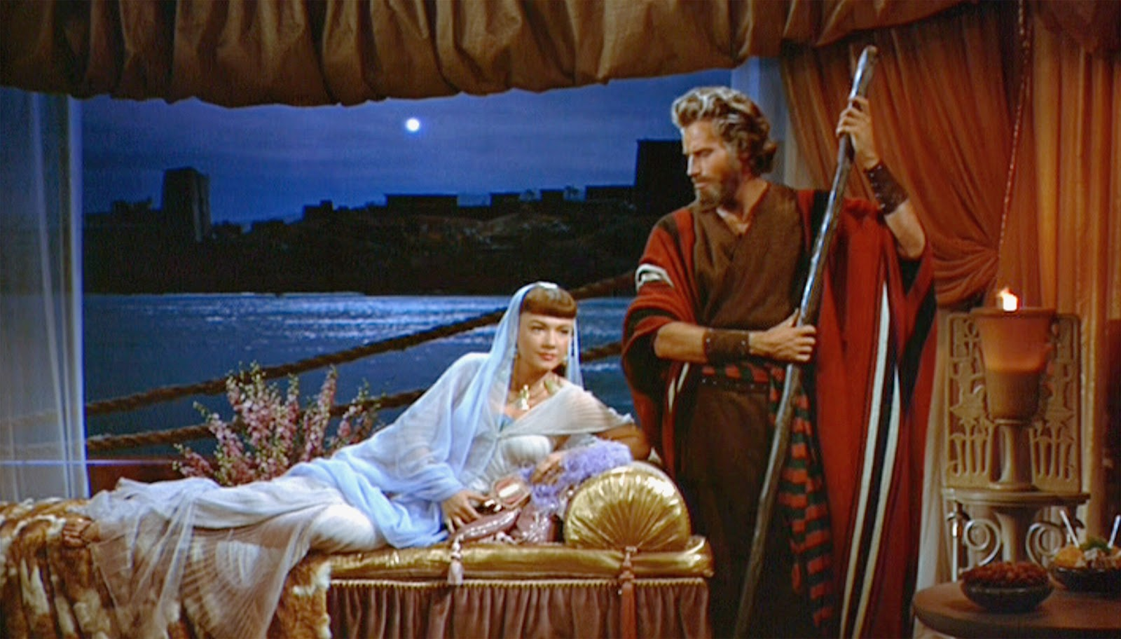 1956 the ten commandments film analysis essays Watching paramount's the ten commandments is, for many, an annual part of the spring holidays while there have been other film versions of the story of the exodus, none have the epic staying.