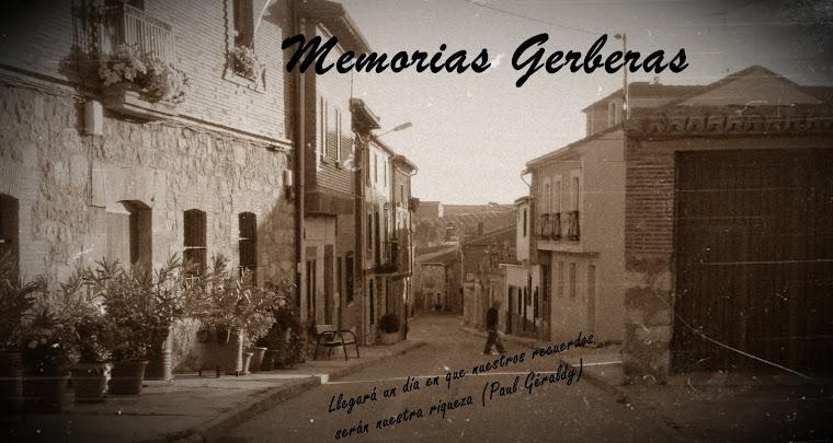 Memorias gerberas