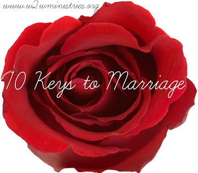 10 Keys to #Marriage