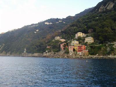 Punta Chiappa, Ligurian Coast