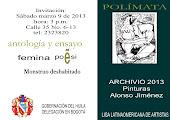 Evento de la Liga Latinoamericana de Artistas