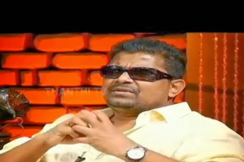 Thenali Darbar – Director Mysskin 08.10.2013 Thanthi TV