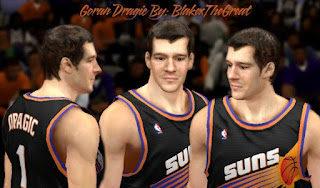 NBA 2K13 Cyber Face Goran Dragic