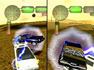 Game vigilante 8 2nd offence PS1