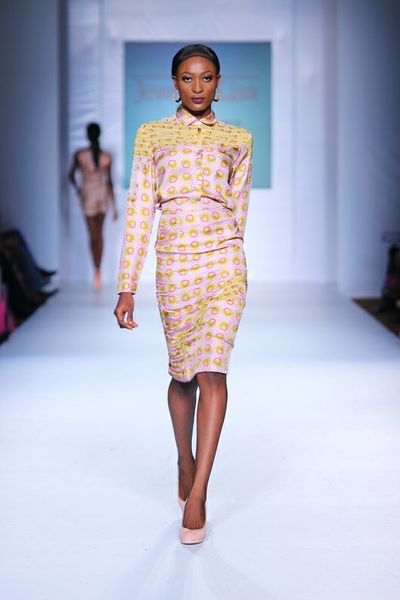 MTN Lagos Fashion and deisgn week: Jewel by lisa