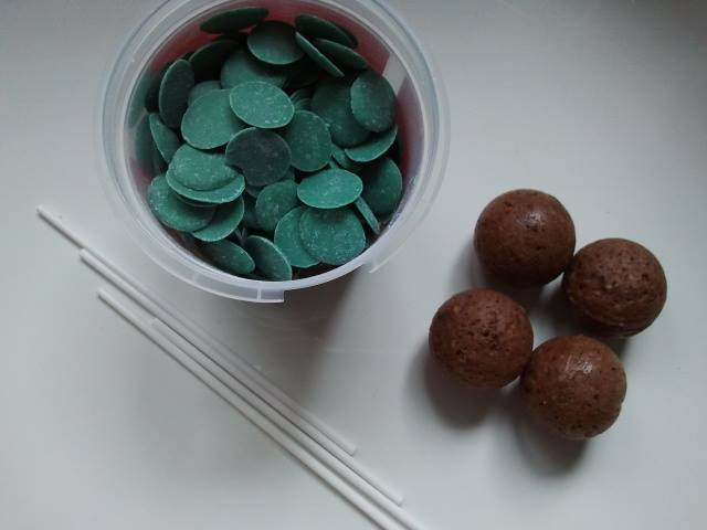 Colour Melts und Cake Pops