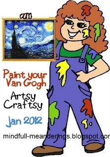 Artsy Craftsy jan 2012
