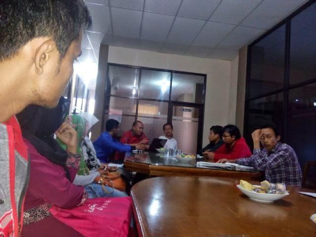 sosialisasi Program Hibah Bina Desa (PHB)