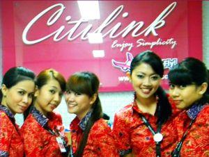 Citilink Garuda Indonesia - Cabin Crew Recruitment 2011