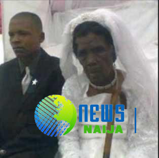 27-Year-old Weds 83-year-old Grandma in Lagos