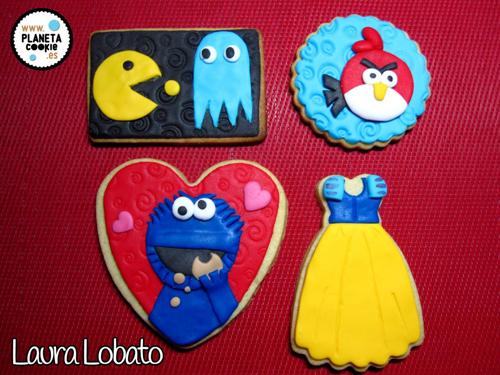 como decorar galletas