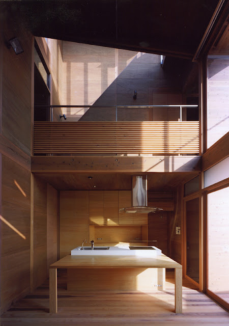 Japan Wood House 04