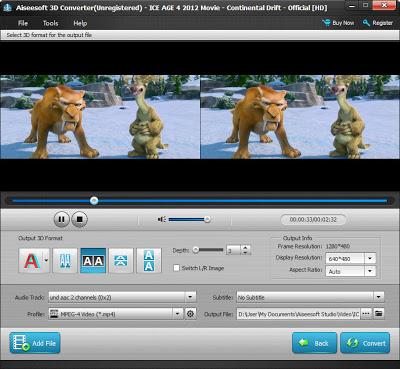 Aiseesoft 3D Converter 6.3 Full