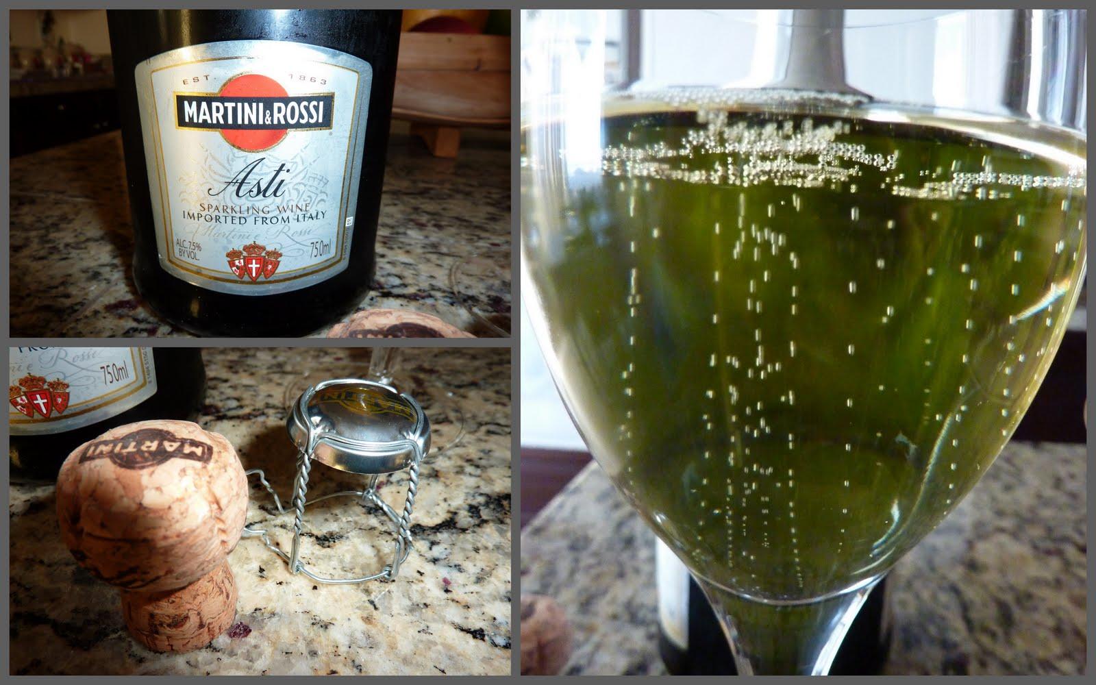 Champagne Martini Asti: description, reviews 86