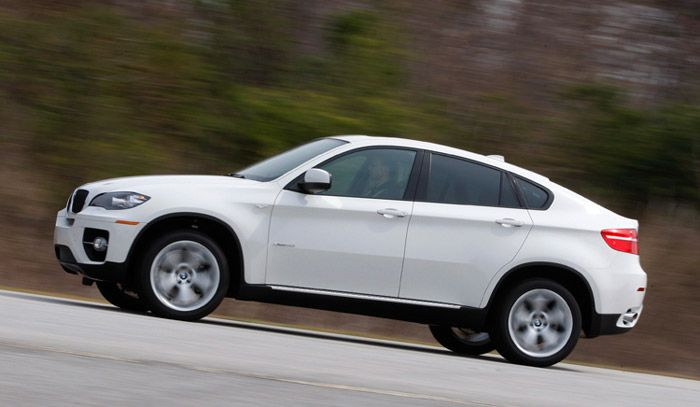 Bmw X6 Car Review Specification Images