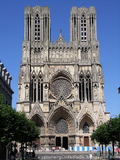 Reims Cathedral France