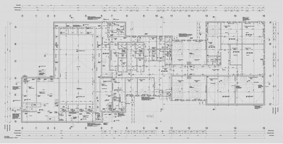 Grundriss haus bemaßung  Ausführungsplanung Grundriss | Grundriss zeichnen