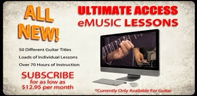 Rock House eMusic Lessons