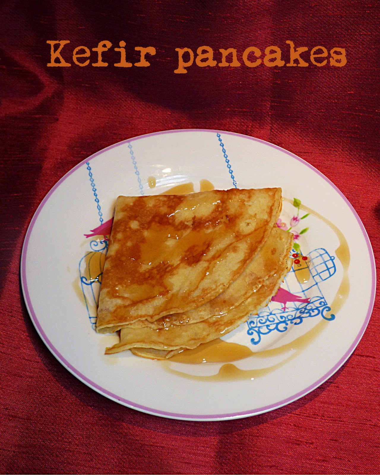 Pancake day recipe