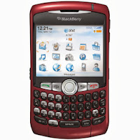 BlackBerry Smartfren 8330 – 96 MB – Merah