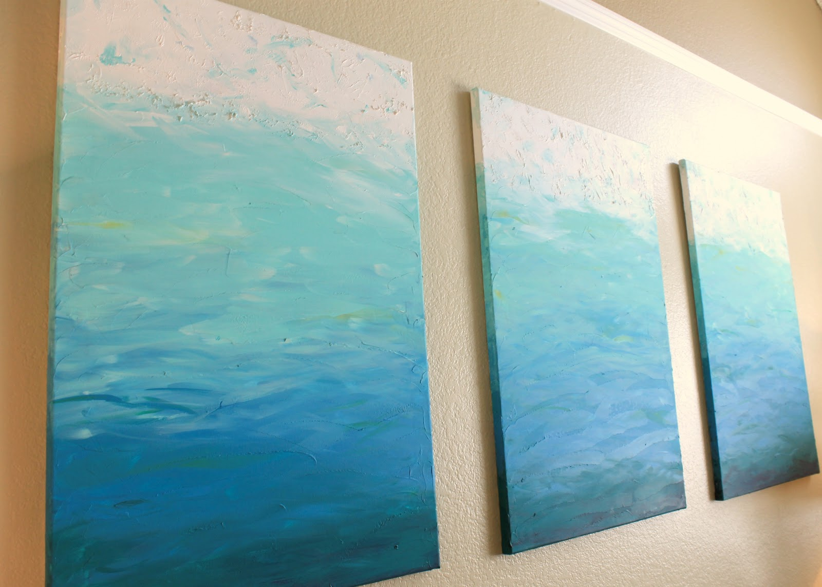 Diy Canvas Painting Clever Nest Fool Proof Diy Painting