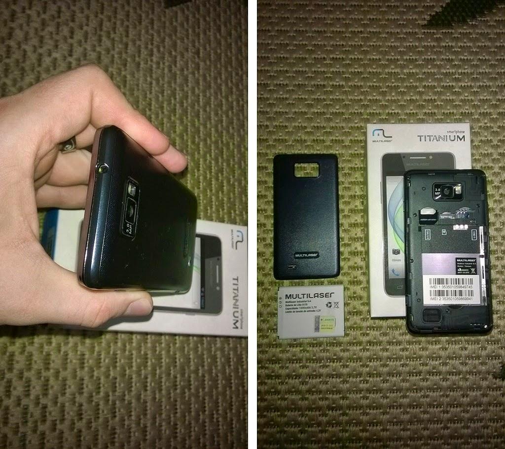 smartphone multilaser titanium