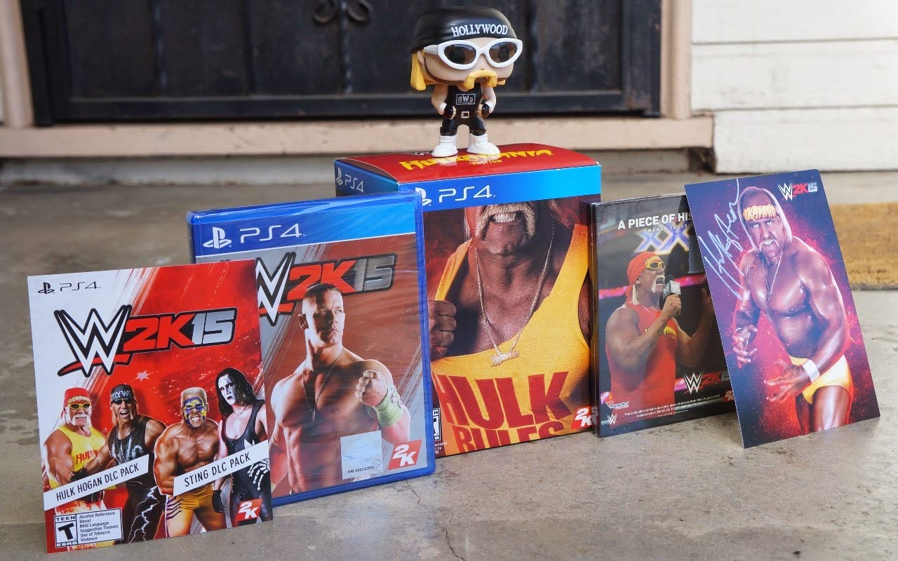 WWE 2K15 Collector's Edition