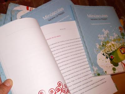 """""""Minúsculas"""". Segunda Edición 2012."""