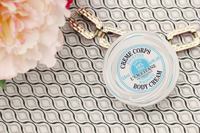 L'Occitane Shea Whipped Body Cream review