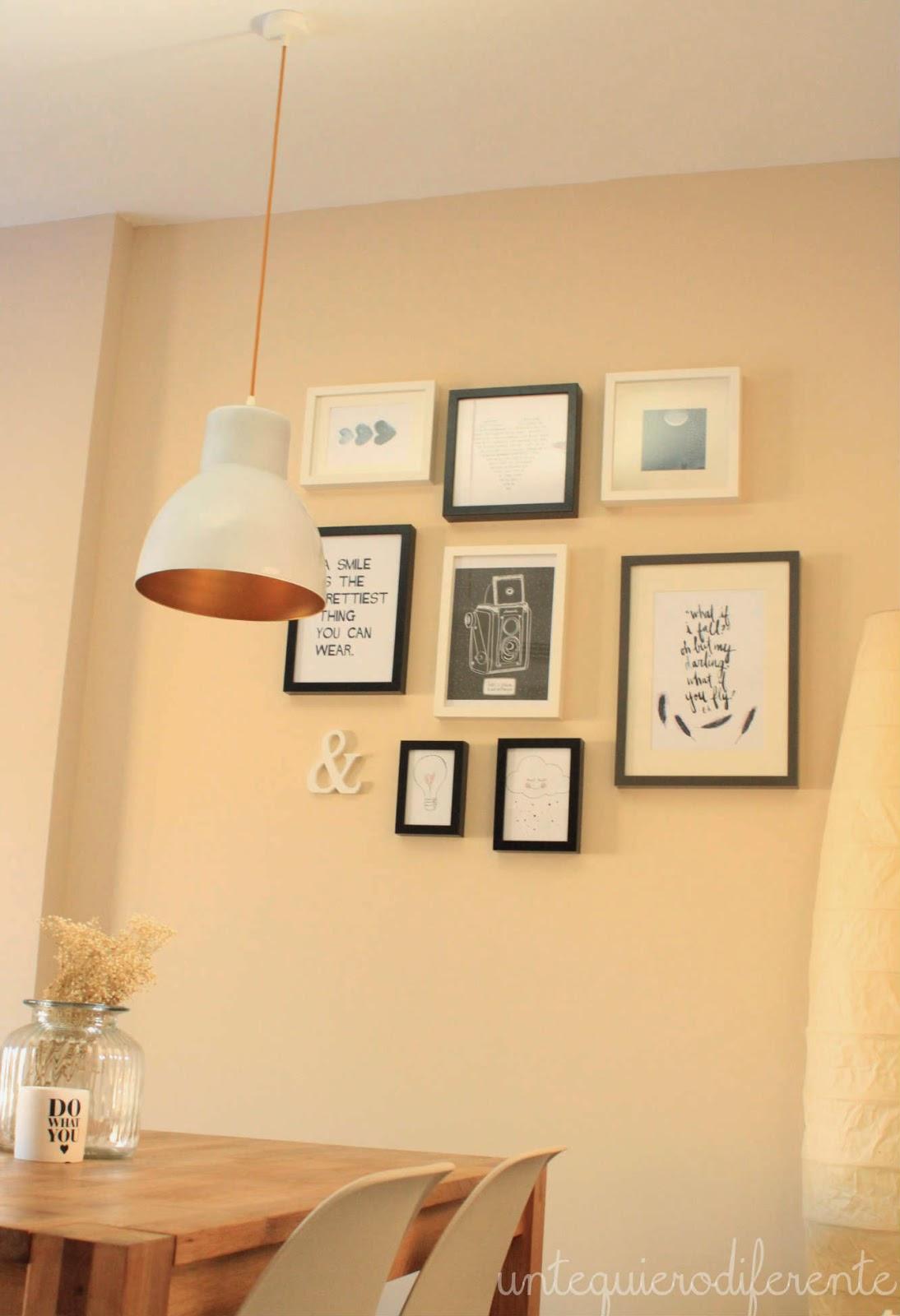 Diy decoraci n low cost de mis paredes - Bandejas decoracion salon ...