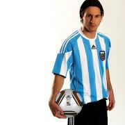 Literalmente desde la suspensión de Diego Armando Maradona del Mundial de . leo messi argentina