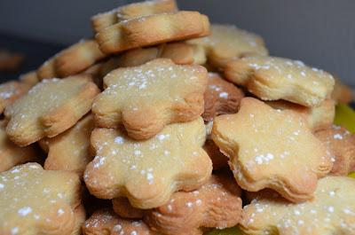 receta galletitas de jengibre