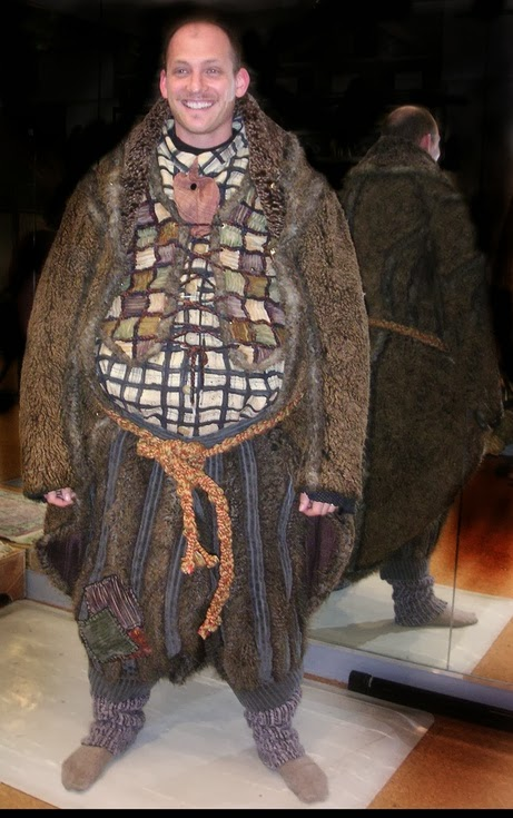 Shrek The Musical Costumes Three Bears