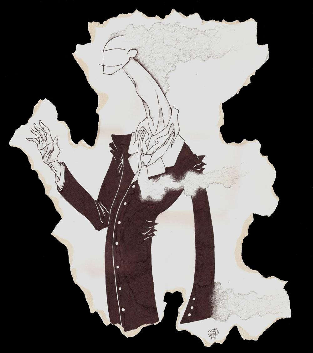 Anatomía Extraña - Ilustraciones.