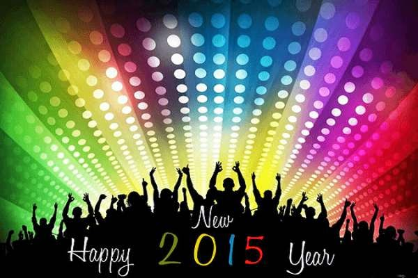 New Year 2015 Eve Party Pictures