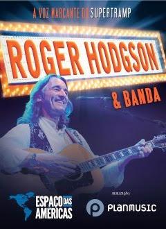 Roger Hodgson Brazil tour 2014