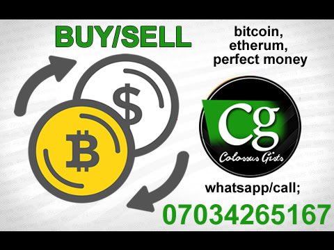 Sell/Buy Your Bitcoin