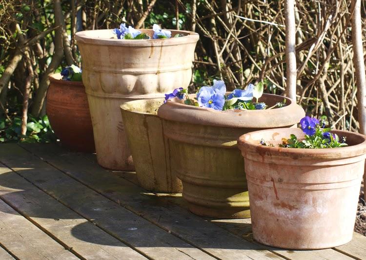 Lette idéer til orden i haven