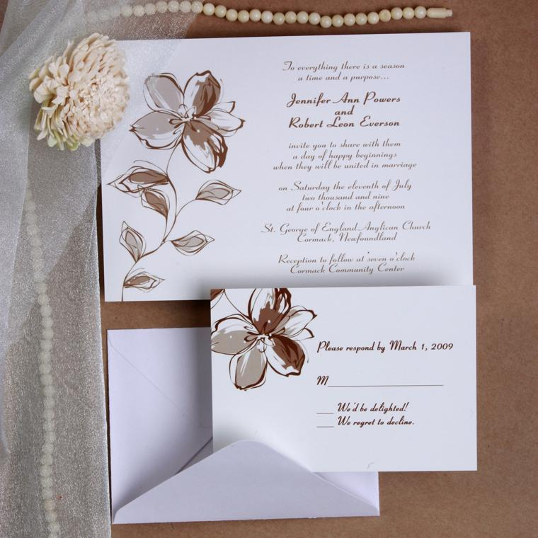 Floral wedding invitations floral theme wedding invitation floral wedding cards filmwisefo