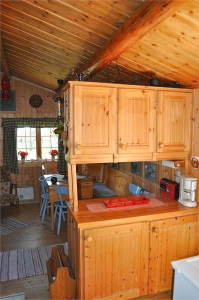 Langgaard: hyttekjøkken