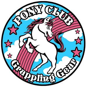 Aaaannd... Pony Club Grappling Gear