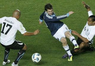 Hightlights Video Argentina vs Uruguay