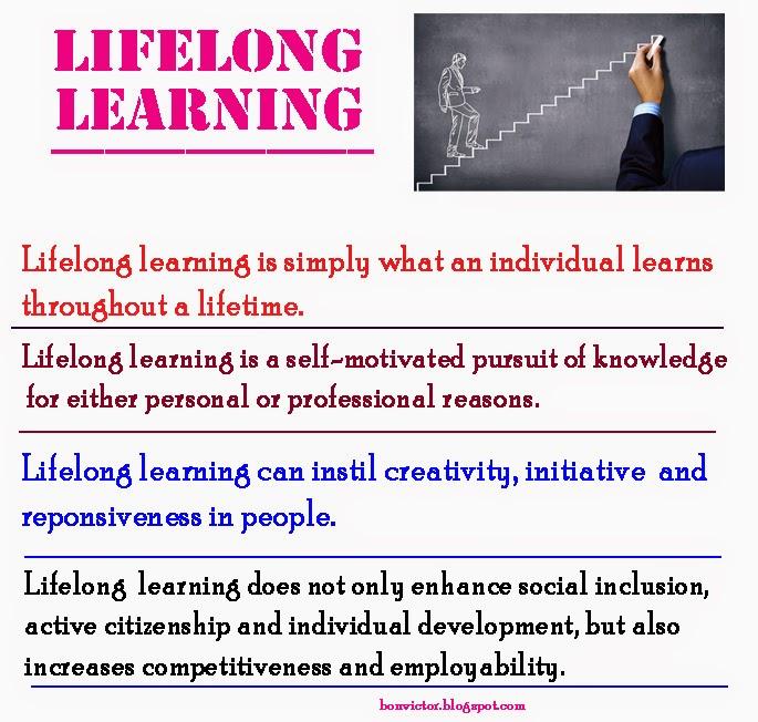 life long learning essay