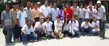 Bhakti Sosial di Nganjuk Jawa Timur bersama Team J'AY Army Surabaya
