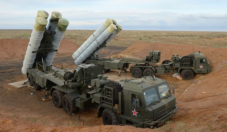 S-400 Anti Aircraft System