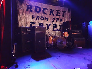02.04.2013 Berlin - Festsaal Kreuzberg: Rocket From The Crypt